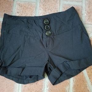 Black Dress Body Central shorts
